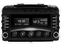 Штатная автомагнитола Gazer CM5008-UM (Kia Sorento (UM), 2015-2017)