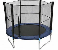 Спортивный батут Jump-2-sky диаметр 305 см