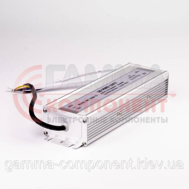 Блок питания 12В герметичный F, 12.5A 150Вт, IP65