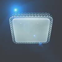 Светодиодный смарт-светильник на пульте управления с диммером СветМира  SM-114/400/48W 3000/6500K