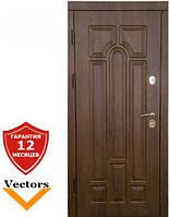 Very Dveri Арка дуб бронзовый улица (серия «ВИП+») Дверь входная