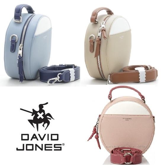 Сумка клатч David Jones 3 цвета