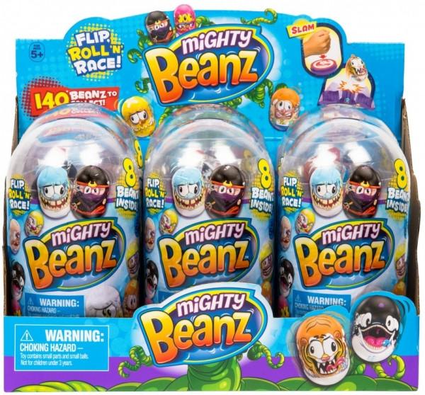 Игровой набор Moose Mighty Beans SLAM pack S1, 8 фигурок (66560)