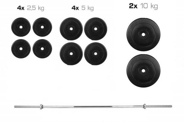 Штанга 60 кг, фото 2