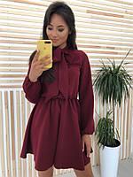 Женское стильное весеннее платье , фото 1
