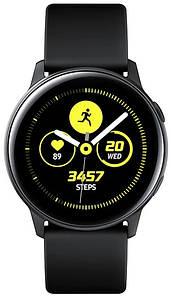 Умные часы Samsung R500 Galaxy Watch Active Black