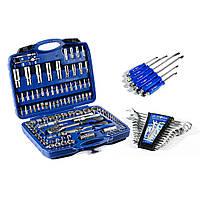Набор инструментов для авто 108 ед. BT 50108 + Набор ключей 12 ед. BT 40012 + Набор ударных отверток BT 20001