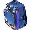 Украина Рюкзак школьный Bagland Школьник 8 л. 225 синий 432 (00112702), фото 5
