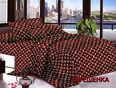 Полуторный набор постельного белья 150*220 из Ранфорса №182634 Черешенка™