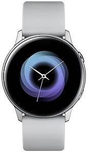 Умные часы Samsung R500 Galaxy Watch Active Silver
