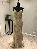 Шикарное вечернее платье Русалка