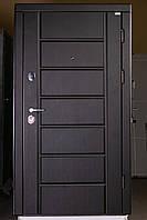 Дверь входная 2 мм. металл на замках Kale