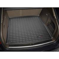 Коврик в багажник Audi A6 2012- Avant черный