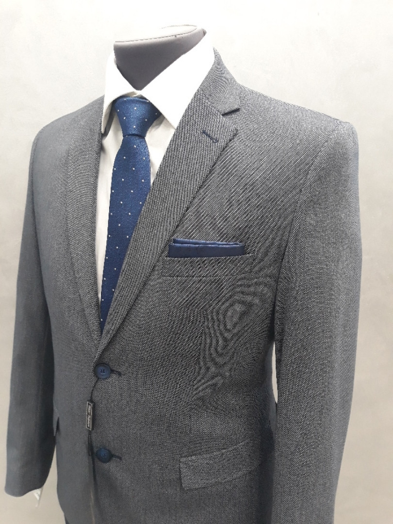 Костюм мужской West-fashion   модель А 800А серый