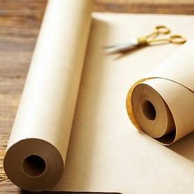 Бумага крафт упаковочная