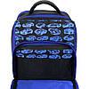 Украина Рюкзак школьный Bagland Школьник 8 л. черный 3м (0012870), фото 4