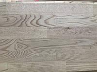 Паркетна дошка Дуб сірий Baltic Wood 3-х полосний