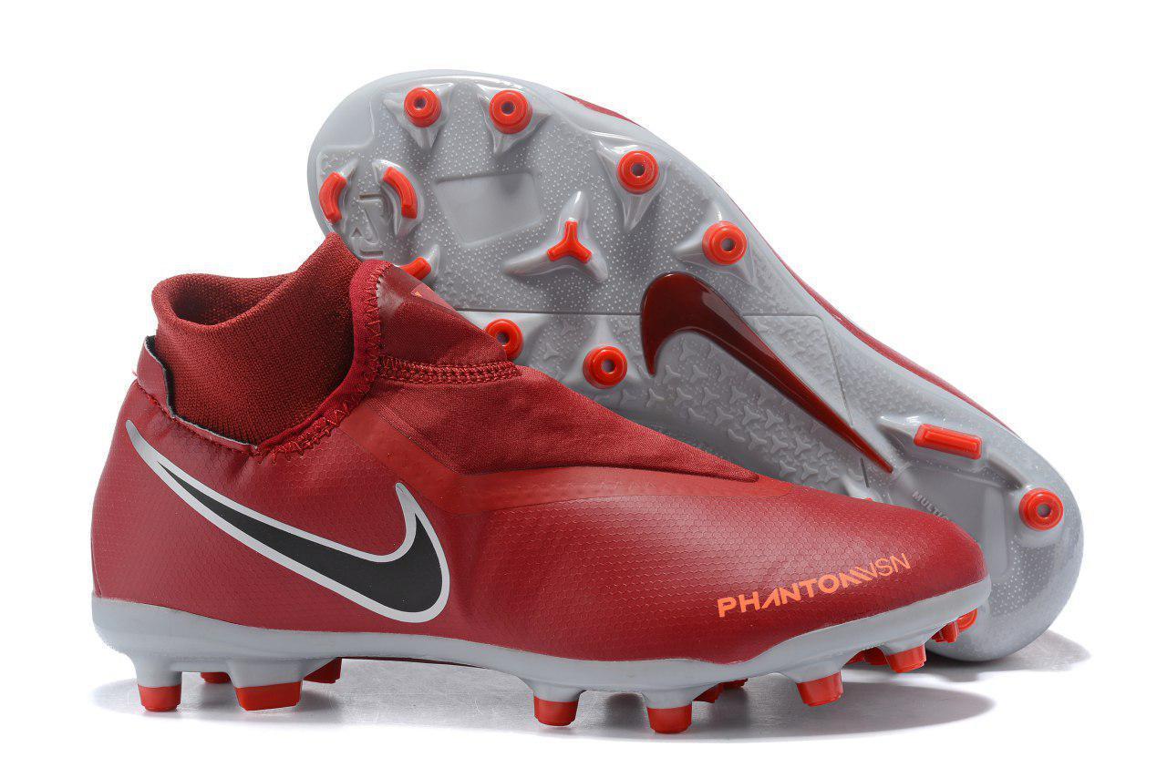 2f427a00 Бутсы Nike Phantom VSN FG с носком 1134 реплика - Интернет-магазин