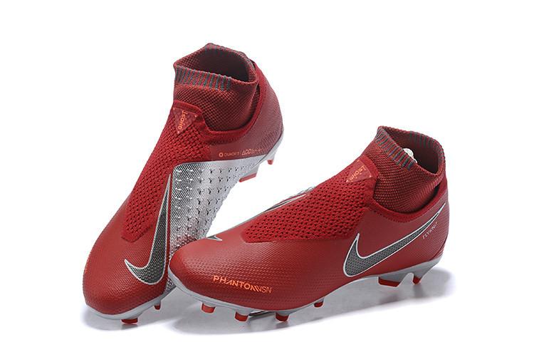 77b10721 Бутсы Nike Phantom VSN FG с носком 1134 реплика, цена 1 220 грн., купить в  Харькове — Prom.ua (ID#919520364)