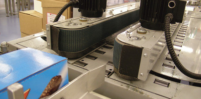 Транспортерні стрічки для виробництва пакувального обладнання