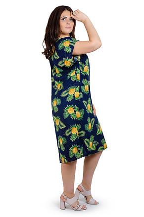 Женское летнее платье 055-25, фото 2