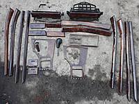 Комплект декор салона накладки под дерево бмв е39 bmw e39, фото 1