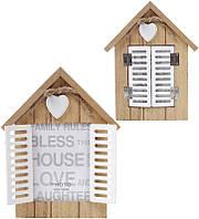 Фоторамка Babyroom Окно со ставнями для фото 10х13см деревянная (psg_BD-443-537)
