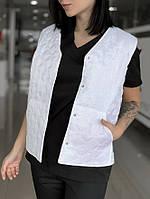 Медицинские жилеты - одежда, которая подарит вам тепло и комфорт
