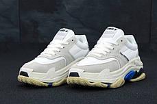 Женские кроссовки в стиле Balenciaga Triple S V2 (36, 37, 38, 39, 40, 41 размеры), фото 2