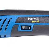 Реноватор аккумуляторный Ритм ВМР-12 + набор насадок., фото 6