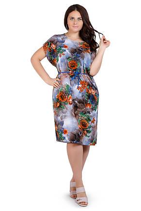 Женское летнее платье 055-29, фото 2