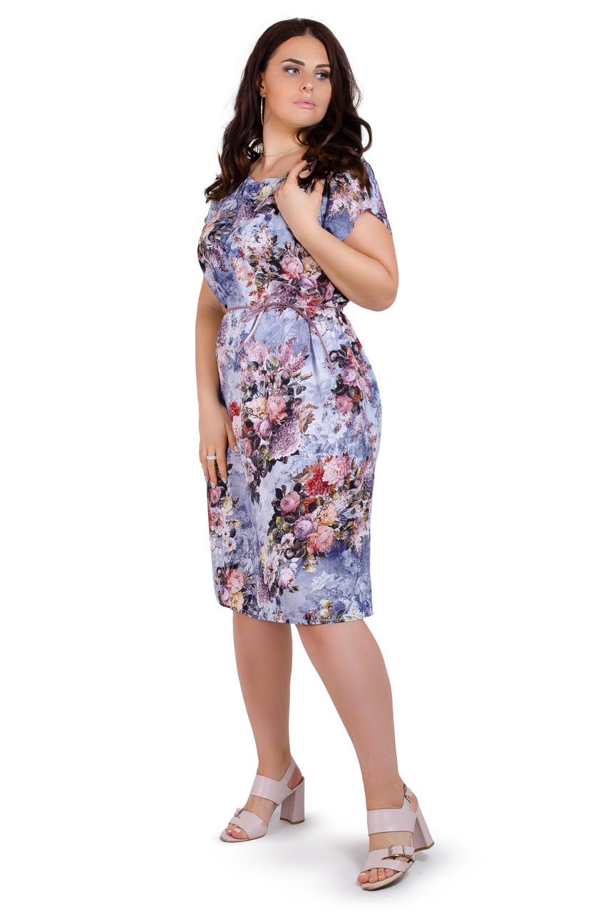 Женское летнее платье 055-30