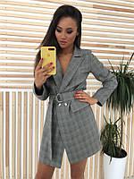 Стильное женское платье- пиджак , фото 1