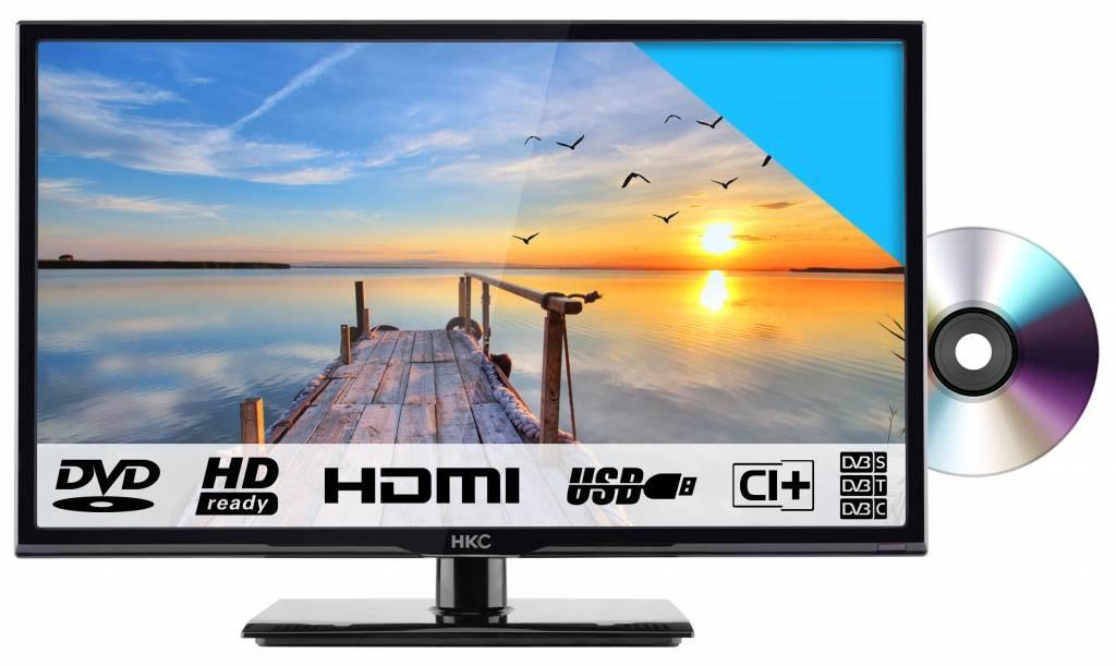 Телевизор HKC 24C2NBD (24 дюйма, LED, Full HD, HDMI, USB)