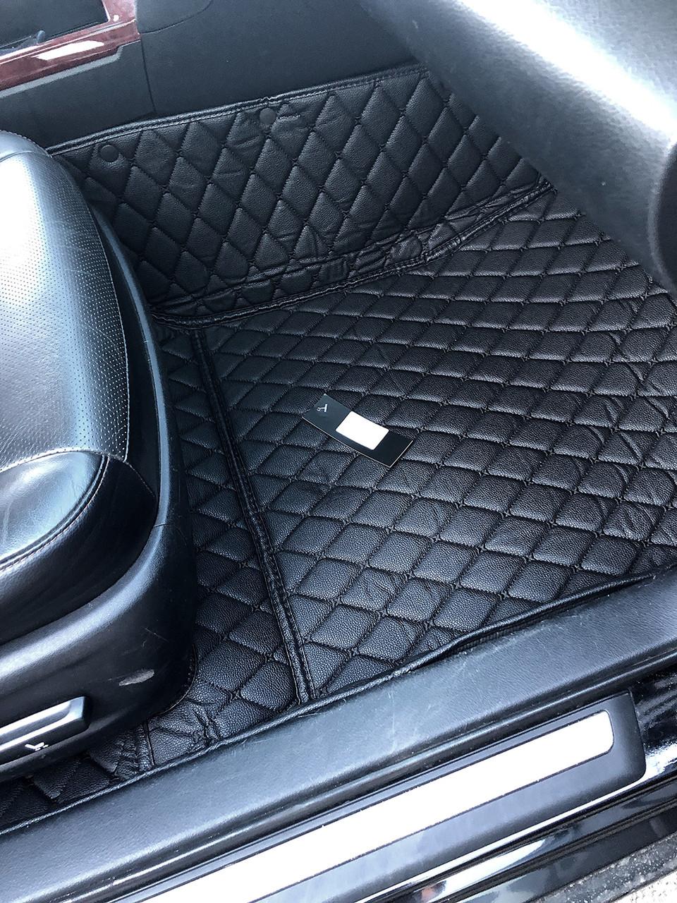 Автоковры 5D Экокожа Toyota Camry 50