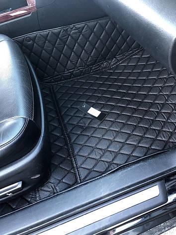 Автоковры 5D Экокожа Toyota Camry 50 , фото 2