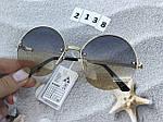 Сонцезахисні окуляри - лінза з переходом двох кольорів, фото 8