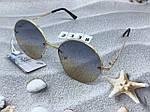 Сонцезахисні окуляри - лінза з переходом двох кольорів, фото 7