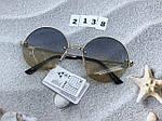 Сонцезахисні окуляри - лінза з переходом двох кольорів, фото 5