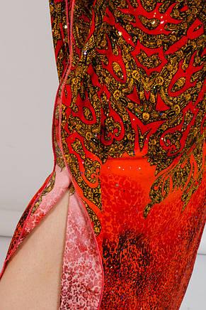 Женское платье 1705-2, фото 2