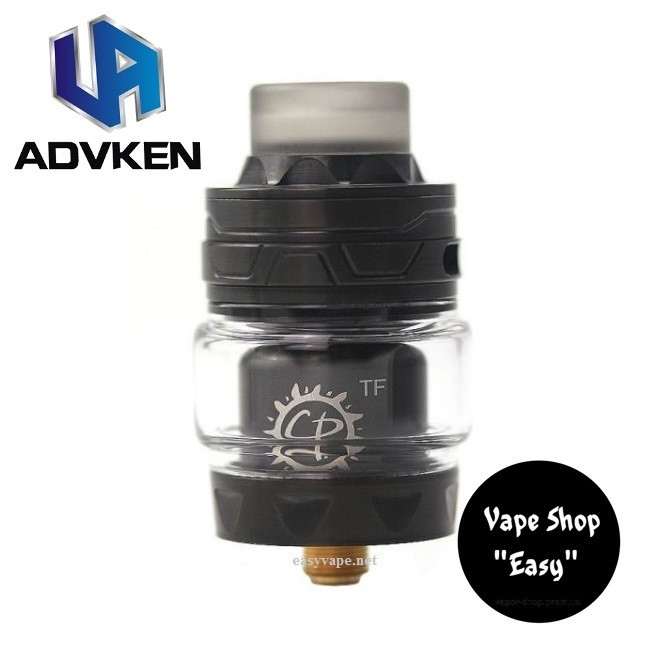 Атомайзер Advken CP TF RTA 3\4 ml Black Оригинал.