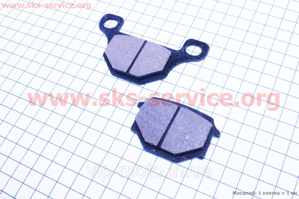 Тормозные колодки передние (диск)