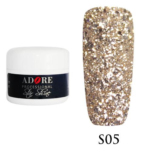 Гель Adore starshine № 05