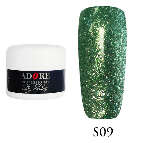 Гель Adore starshine № 09