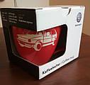Оригинальная фарфоровая кружка Volkswagen GTI Mug, Red/White (5KA069601A), фото 2
