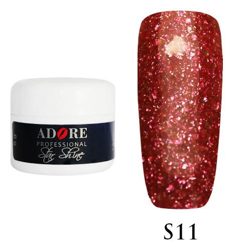 Гель Adore starshine № 11
