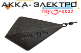 Груз карповый Трипод широкий 113г (10 шт), фото 2