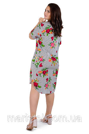 Женское летнее платье 1820-3, фото 2