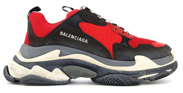 Кроссовки мужские Balenciaga Triple S