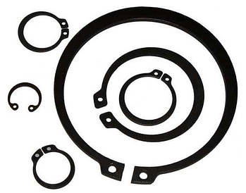 Стопорные кольца DIN 471 (ГОСТ 13942-86)